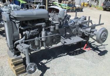 0029 MF Grey on MF tractor 03-03-16