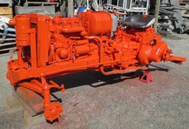 0031 Kubota Orange on DB tractor 03-03-16