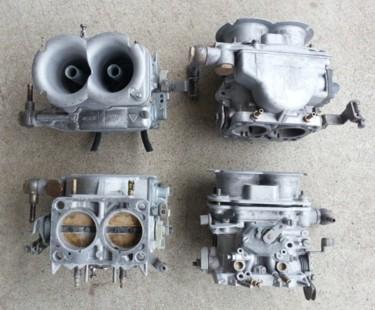 0222a 40 DCNF Webers