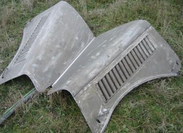 1935 Ford Bonnet - After