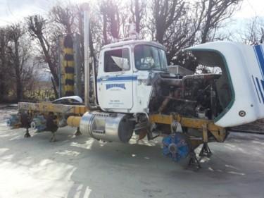 291 Mack Truck 02-09-15 GL