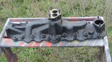 Ford Inlet Manifold - Before